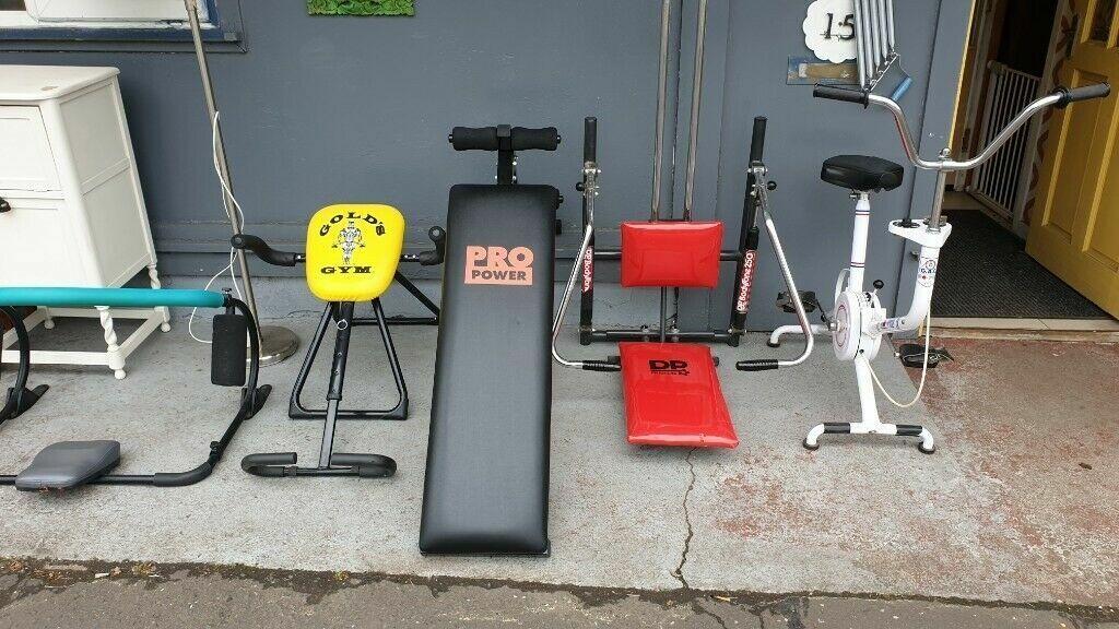 Some gym equipment in bearsden glasgow gumtree
