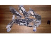 3xDVI 3xVGA Cables *NEW*