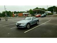 Chrysler crossfire sold as spares or repair