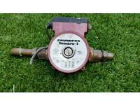 Water pump for boiler /centre heating