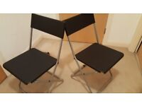 Foldable chairs for all purposes