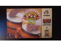Nintendo Gamecube bundle Donkey Konga Pak NEW (GCB2)