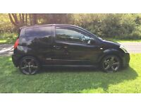 citreon c2 furio 1.4 2007 geat little starters car and cheap on insurance!!!!