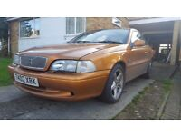 Volvo C70 Coupe 145,000 10 months m.o.t good running T5 engine.