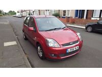 FORD FIESTA 1.4 ZETEC 5 DOOR *EXCELLENT CONDITION*