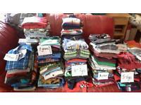CLOTHES, SUITS, COATS, SHOES, SCHOOL BAGS, P.E BAGS
