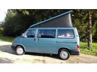 VW Transporter T4 camper van 2.5tdi 102hp