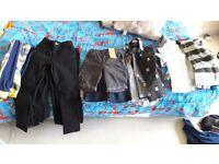 Boys ex large bundle of clothes age 6-8
