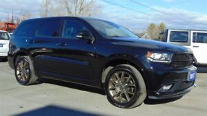 2017 Dodge Durango GT - BRASS MONKEY GROUP - ONLY 8,900 KMS!!!