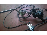 HONDA PCX 125 SPARES