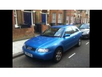 Audi A3 - year 1999/2000. Very reliable car!!!!