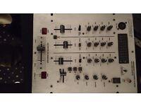 Behringer DJ mixer DX626