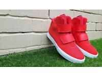 Mens Nike Flystepper 2k3 Size 8 UK Red