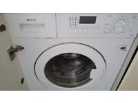 Smeg washing machine. Parts or scrap value.
