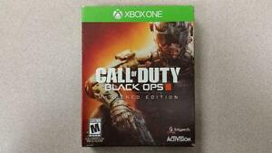 COD Black Ops III Hardened Edition Xbox One
