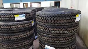 11R22.5 Brand New Truck Truck Tires,1 YearWarranty, Blowout Sale!