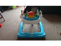 Babylo Baby Walker £49.99 online 6 months old Great condition Clean and Undamaged