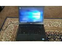 Dell E6410 Intel i5 64 bit laptop, 4GB DDR3 RAM, 160GB HD, HDMI, WIFI, Web Camera, Win 10 Pro