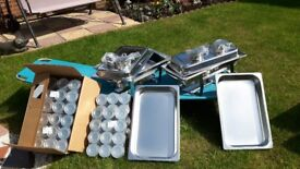 Catering olympia milan chafing dishers