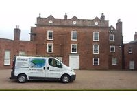 Window cleaner, gutter cleaning, conservatory deep clean, drive power washing
