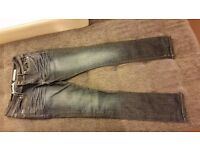 NEW woman BENCH JEANS W32 L34
