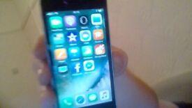 Iphone se 32gb on EE