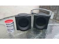 Wharfedale modus Bookshelf speakers