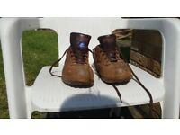 Magnum Steel Toe Shoes EU45 UK11