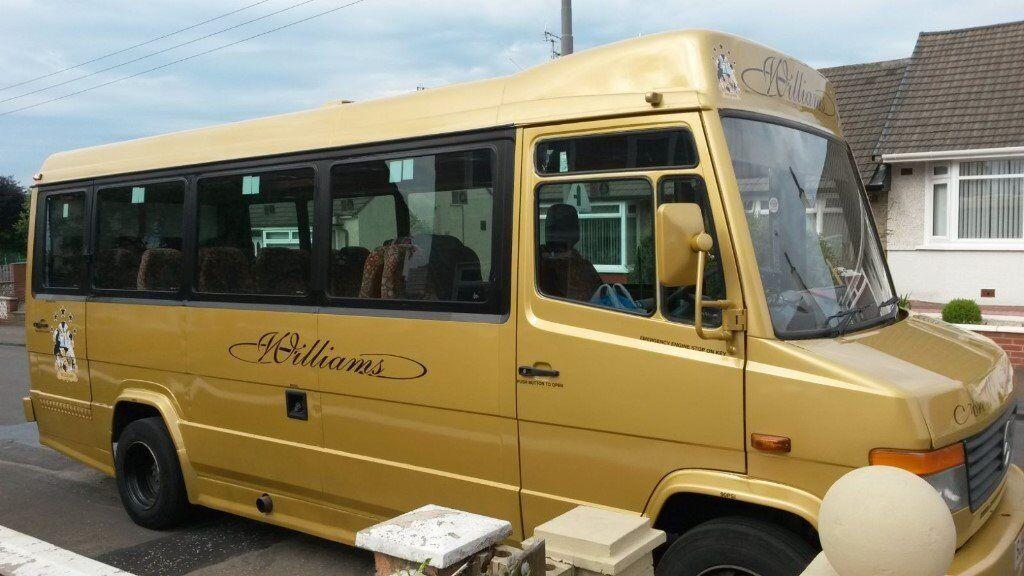 mercedes benz 24 seater coach