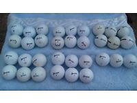 Used srixon golf balls for sale