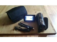 Lovely small camcorder