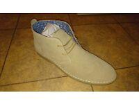 Men's Onfire Desert Boots - size 12