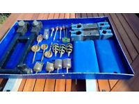 Side tray for fishing box