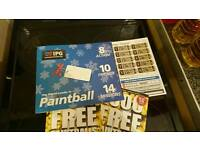 Ipg paintball tickets x20