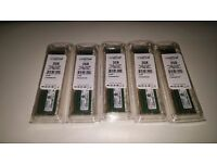 Crucial 2GB 240-Pin DDR3 SDRAM DDR3 1333 and Kingston 240GB SSD