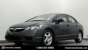 2010 Honda Civic DX-A mags air climatisé