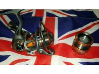 Top of range Mitchell reels mag pro. As new