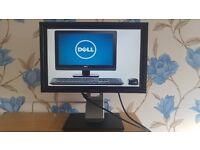 Dell 1909W 17.4 computer screen monitor