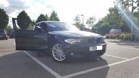 BMW 1 Series for sale Low Mileage - 120D Msport