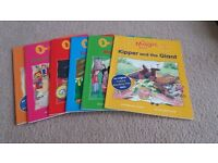 The Magic Key, Oxford reading, set of 6 books