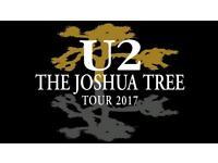 U2 Joshua tree tickets x2 twickenham sun 9 July