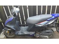 direct bikes 125cc scooter 63 plate