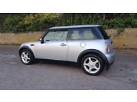 Bmw mini one not cooper New mot