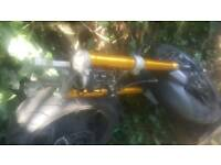 Yamaha mt09 tracer all parts breaking unbeatable offers 2017 3 k engine