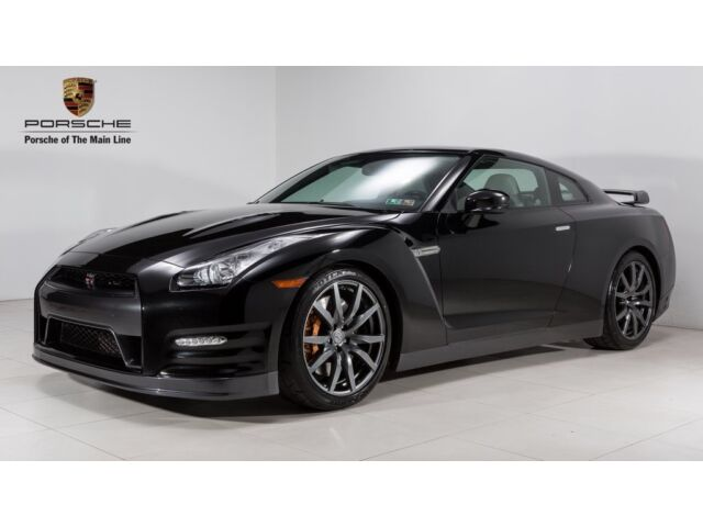Imagen 1 de Nissan GT-R  black