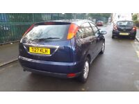 Ford focus ghia 9 month mot very clean in perfect condition cheap