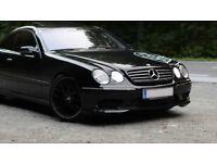 BUY ALL MERCEDES V8 OR V12 CL500 SLK 500 AMG -URGENTLY NEEDED-
