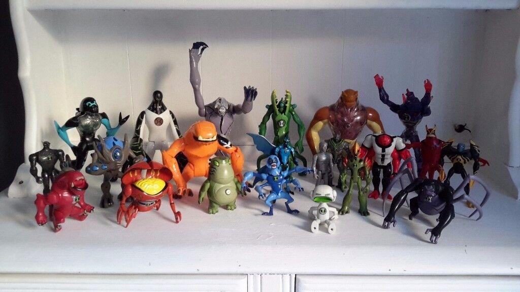 Ben 10 - various characters