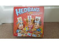 """HEDBANZ """" WHAT AM I """" BOARD GAME SPIN MASTER AGE 7+ NEW AND SEALED"""