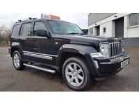 Jeep Cherokee 2.8 CRD Limited Station Wagon 4x4 5dr
